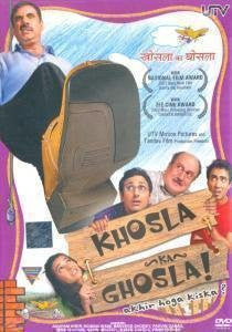 Buy KHOSLA KA GHOSLA online for USD 12.78 at alldesineeds