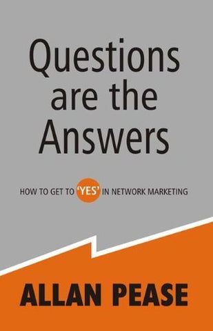 Buy Questions are the Answers [Paperback] [Aug 30, 2008] Pease and Allan online for USD 9.68 at alldesineeds