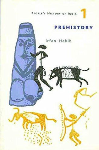 A People's History of India 1: Prehistory [Paperback] [Mar 03, 2015] Habib, I] [[ISBN:938238152X]] [[Format:Paperback]] [[Condition:Brand New]] [[Author:Habib, Irfan]] [[ISBN-10:938238152X]] [[binding:Paperback]] [[manufacturer:Tulika Books]] [[number_of_pages:88]] [[package_quantity:5]] [[publication_date:2015-03-03]] [[brand:Tulika Books]] [[ean:9789382381525]] for USD 13.53