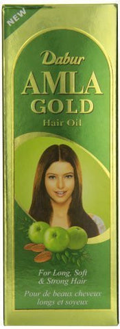 Dabur Amla Gold Hair Oil, 300-ml Bottles (Pack of 3)