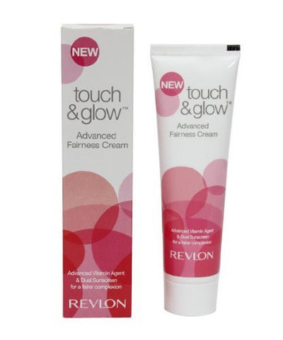Buy 3 x Revlon Touch and Glow Advanced Fairness Cream 50gms each online for USD 19.41 at alldesineeds
