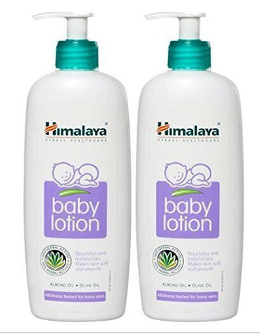 Buy 2 X Himalaya Herbals Baby Lotion 400ml each online for USD 39.6 at alldesineeds