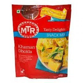 Buy 2 x MTR Mix - Khaman Dhokla 180 gms each (Total 360 gms) online for USD 13.85 at alldesineeds