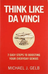 Buy Think Like Da Vinci 7 Easy Steps To Boosting Your Everyday Genius [Paperback] online for USD 19.28 at alldesineeds