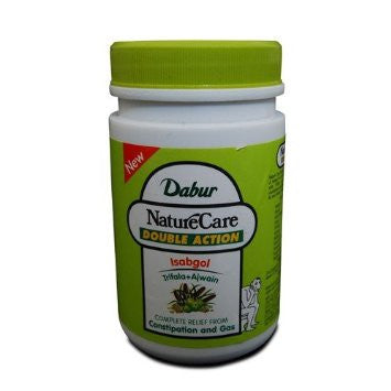 Buy 2 x Dabur Nature care Isabgol 100 gm (Double Action) online for USD 11.91 at alldesineeds