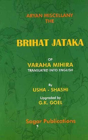 Buy Brihat Jataka of Varahamihira [Paperback] [Nov 15, 2004] Shashi, Usha online for USD 21.7 at alldesineeds