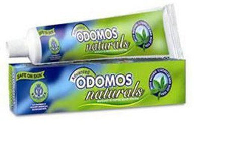 2 x Dabur Advanced Odomos Mosquito Repellent Cream 100 gms each - alldesineeds