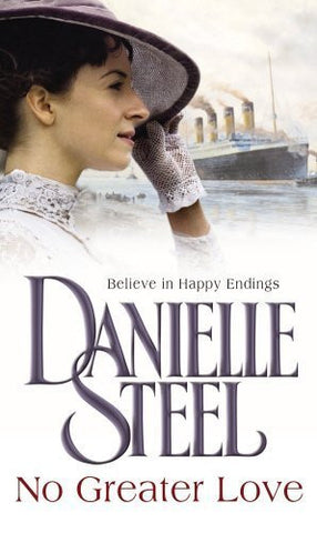 Buy No Greater Love [Paperback] [Jan 01, 1992] Danielle Steel online for USD 22.86 at alldesineeds
