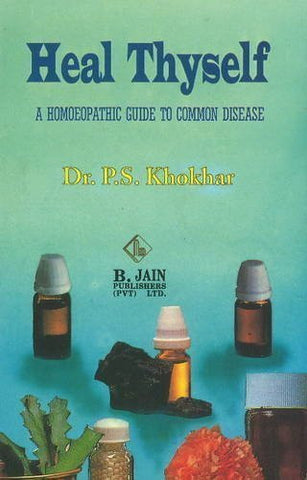 Buy Heal Thyself Homoeopathically [Paperback] [Jun 30, 1997] Khokar, P. S. online for USD 7.82 at alldesineeds