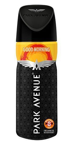 2 x Park Avenue Good Morning Body Deodorant for Men, 100gms each - alldesineeds