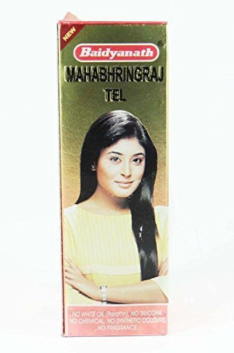 Baidyanath Mahabhringraj Tail - 200 Ml - alldesineeds