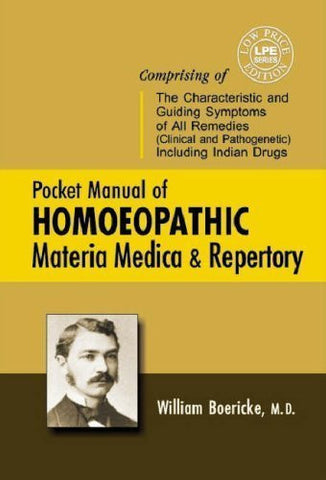 Buy Pocket Manual of Homeopathic Materia Medica [Hardcover] [Jul 01, 2008] Dr. online for USD 28.98 at alldesineeds
