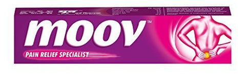 Buy Pack of 4 Moov Ointment - 25 gms each (Total 100 gms) online for USD 22.41 at alldesineeds