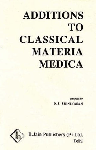 Buy Additions to Classical Materia Medica of Clarke [Paperback] [Jun 30, 1995] online for USD 7.38 at alldesineeds