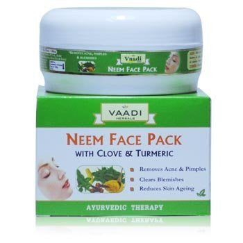 Buy Vaadi Herbals Face Pack - Neem 90ml online for USD 11.87 at alldesineeds