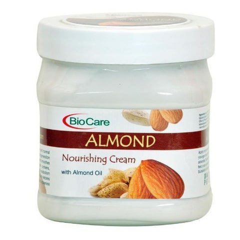 Buy BioCare Almond Cream, 500ml online for USD 18.75 at alldesineeds