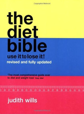 Buy Diet Bible [Paperback] [Mar 21, 2008] Wills, Judith online for USD 37.7 at alldesineeds