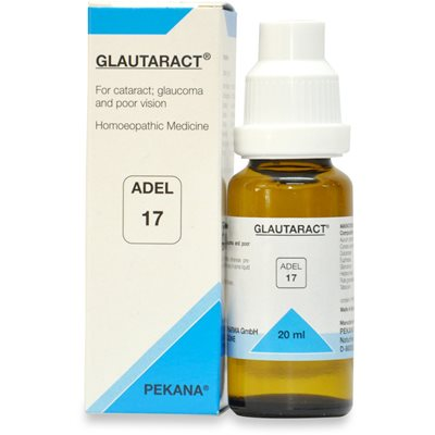 Adel Pekana Adel 17 (Glautaract) (20ml)