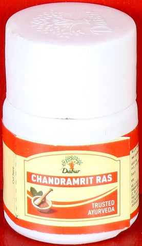 Dabur Chandramrit Ras 10tablets combo of 5 packs - alldesineeds