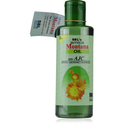 Buy 2 x SBL's Arnica Montana Oil online for USD 19.94 at alldesineeds