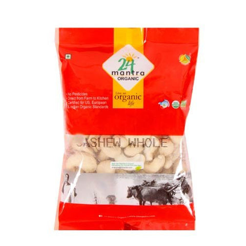 Buy 24 Letter Mantra Cashew Whole 100 gms online for USD 13.44 at alldesineeds