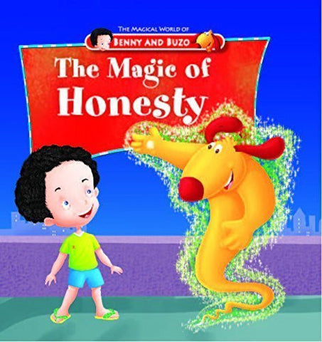 Buy Magic of Honesty (Magical World of Benny & Buzo Series) [Dec 01, 2012] Pegasus online for USD 12.38 at alldesineeds