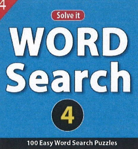 Buy Word Search 4: 100 Easy Word Seach Puzzles [Jul 23, 2013] Leads Press online for USD 6.88 at alldesineeds