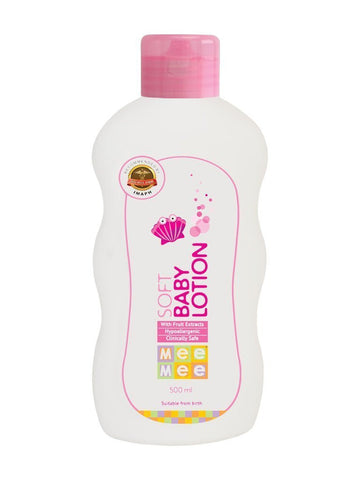 Mee Mee Soft Baby Lotion 500ml - alldesineeds