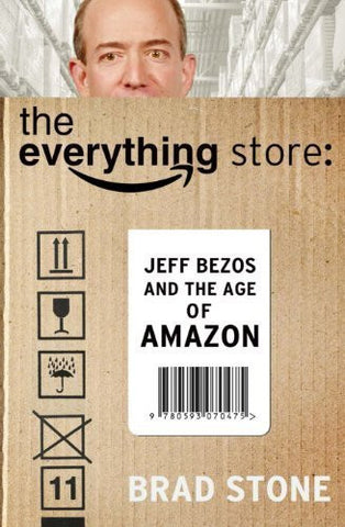 Buy The Everything Store: Jeff Bezos and the Age of Amazon [Paperback] [Jan 01, online for USD 28.04 at alldesineeds