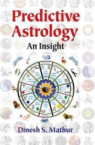 Buy Pedictive Astrology: An Insight [Paperback] [Dec 04, 2001] Mathur, D.S. online for USD 26.68 at alldesineeds