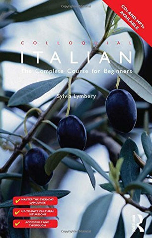 Buy Colloquial Italian: The Complete Course for Beginners [Paperback] [Nov 10, online for USD 21.87 at alldesineeds