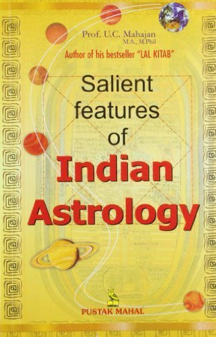 Buy Salient Features of Indian Astrology [Paperback] [Jul 30, 2008] Mahajan, Prof. online for USD 15.36 at alldesineeds