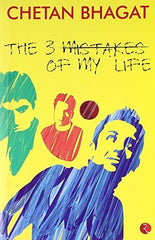Buy The 3 mistakes of my Life [Paperback] [Jan 01, 2014] Chetan Bhagat online for USD 15.84 at alldesineeds