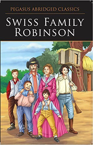 Buy Swiss Family Robinson [Aug 01, 2012] Pegasus online for USD 8.84 at alldesineeds