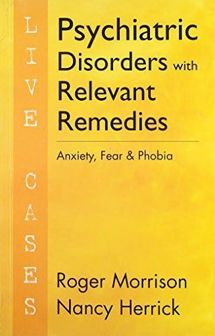 Buy Psychiatric Disorders with Relevant Remedies [Mar 01, 2010] Morrison and Roger online for USD 17.22 at alldesineeds