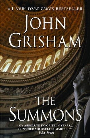 Buy The Summons [Paperback] [Sep 27, 2005] Grisham, John online for USD 20.23 at alldesineeds