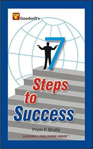 7 Steps to Success [Jan 30, 2009] Bhalla, Prem P.] Additional Details<br>