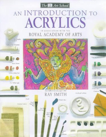 Buy Introduction to Acrylics [Paperback] [Jun 18, 1998] Smith, Ray online for USD 22.11 at alldesineeds