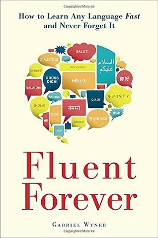 Buy Fluent Forever: How to Learn Any Language Fast and Never Forget It [Paperback online for USD 18.73 at alldesineeds