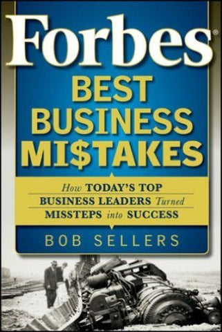 Buy FORBES BEST BUSINESS MISTAKES: HOW TODAY'S TOP BUSINESS LEADERS TURNED MISSTEPS online for USD 18.51 at alldesineeds