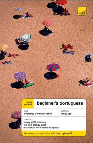 Buy Teach Yourself Beginner's Portuguese [Sep 26, 2003] Tyson-Ward, Sue online for USD 17.19 at alldesineeds