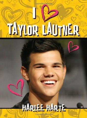 I (heart) Taylor Lautner [Nov 01, 2009] Harte, Harlee] [[ISBN:160747705X]] [[Format:Paperback]] [[Condition:Brand New]] [[Author:Harte, Harlee]] [[ISBN-10:160747705X]] [[binding:Paperback]] [[manufacturer:Phoenix Books]] [[number_of_pages:136]] [[publication_date:2009-11-01]] [[brand:Phoenix Books]] [[ean:9781607477051]] for USD 13.2