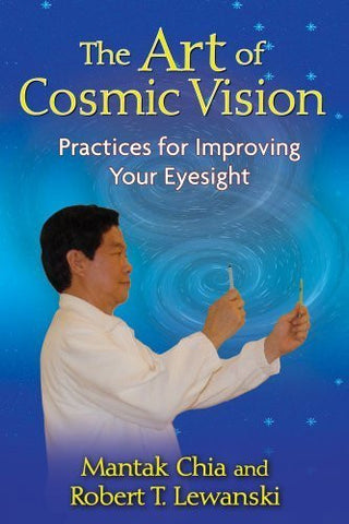 Buy The Art of Cosmic Vision: Practices for Improving Your Eyesight [Paperback] online for USD 21.35 at alldesineeds