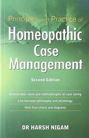 Buy Principles and Practice of Homeopathic Case Management [Paperback] [May 01, online for USD 23.54 at alldesineeds