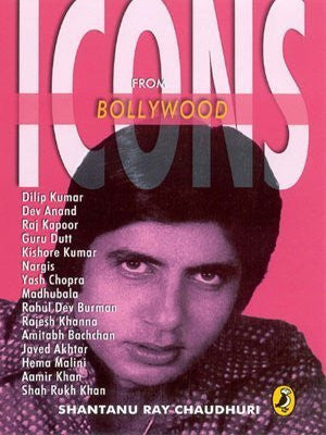 Buy Icons from Bollywood [Paperback] [Mar 30, 2005] Chaudhuri, Shantanu Ray online for USD 14.56 at alldesineeds