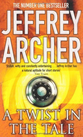 Buy A Twist in the Tale [Paperback] [Jul 04, 2003] Jeffrey Archer online for USD 17.9 at alldesineeds