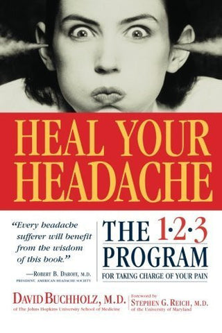 Buy Heal Your Headache [Paperback] [Aug 12, 2002] Buchholz, David and Reich, online for USD 31.21 at alldesineeds