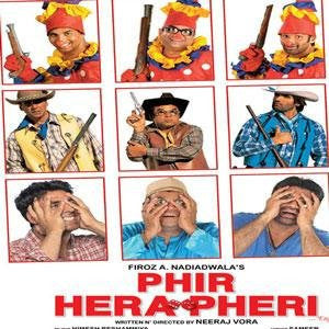 Buy Phir Hera Pheri online for USD 11.94 at alldesineeds