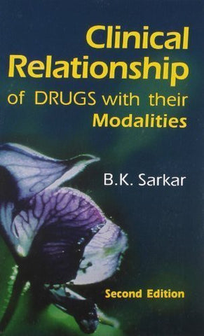 Buy Clinical Relationship of Drugs with Their Modalities [Jan 01, 2005] Sarkar, B.K. online for USD 8.4 at alldesineeds