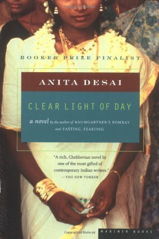 Buy Clear Light of Day [Paperback] [Jan 01, 2000] Anita Desai online for USD 21.55 at alldesineeds